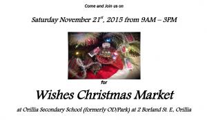 Wishes Christmas Market