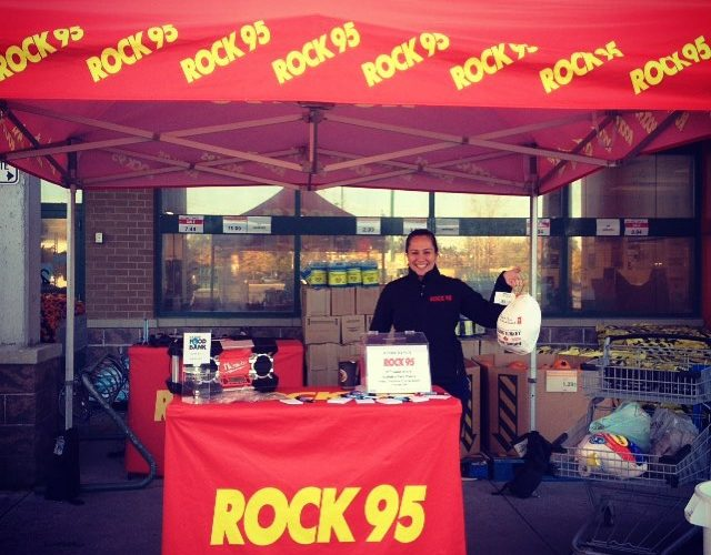Image result for rock 95 turkey drop
