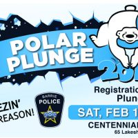 Registration for Polar Plunge Now Open