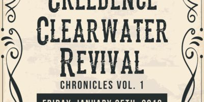 ROCK95 PRESENTS: CLASSIC ALBUMS LIVE PERFORMING CREEDENCE CLEARWATER