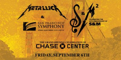 215a3ab51 Metallica Announce Special 20th Anniversary Show | Rock 95